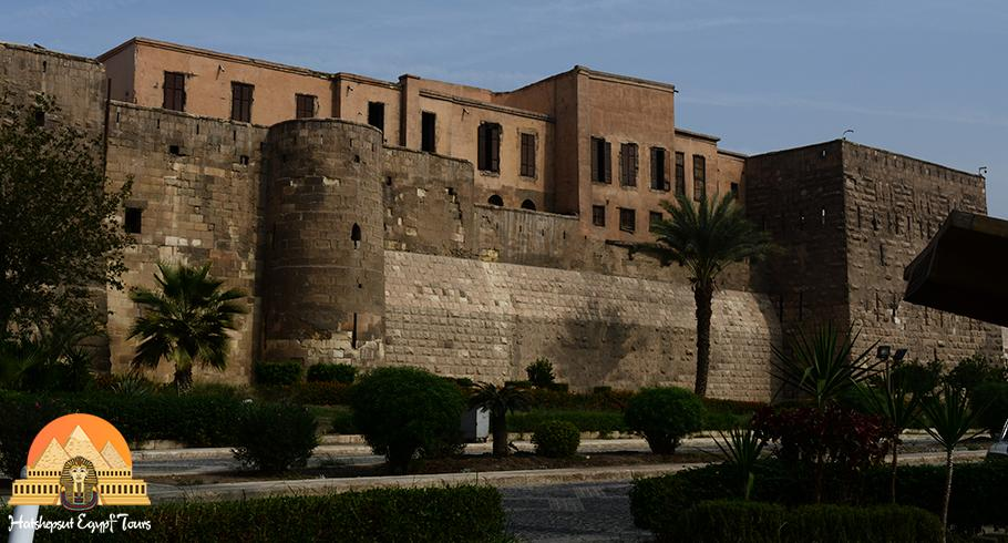 Inside The Citadel of Saladin