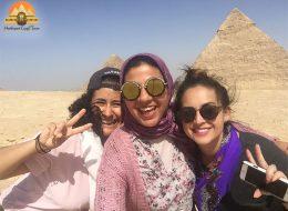 Great giza Pyramids tour with Camel riding